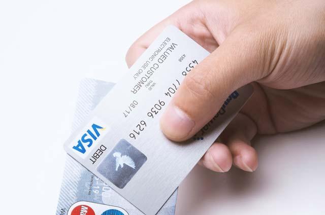 クラブではクレジットカード払いはできる?